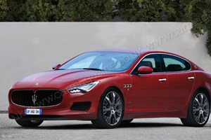 The Maserati Ghibli is the marque's long awaited assault on the BMW M5 supersaloon market