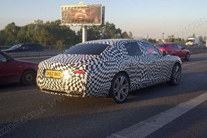 Bentley Flying Spur (2013) spotted by CAR reader