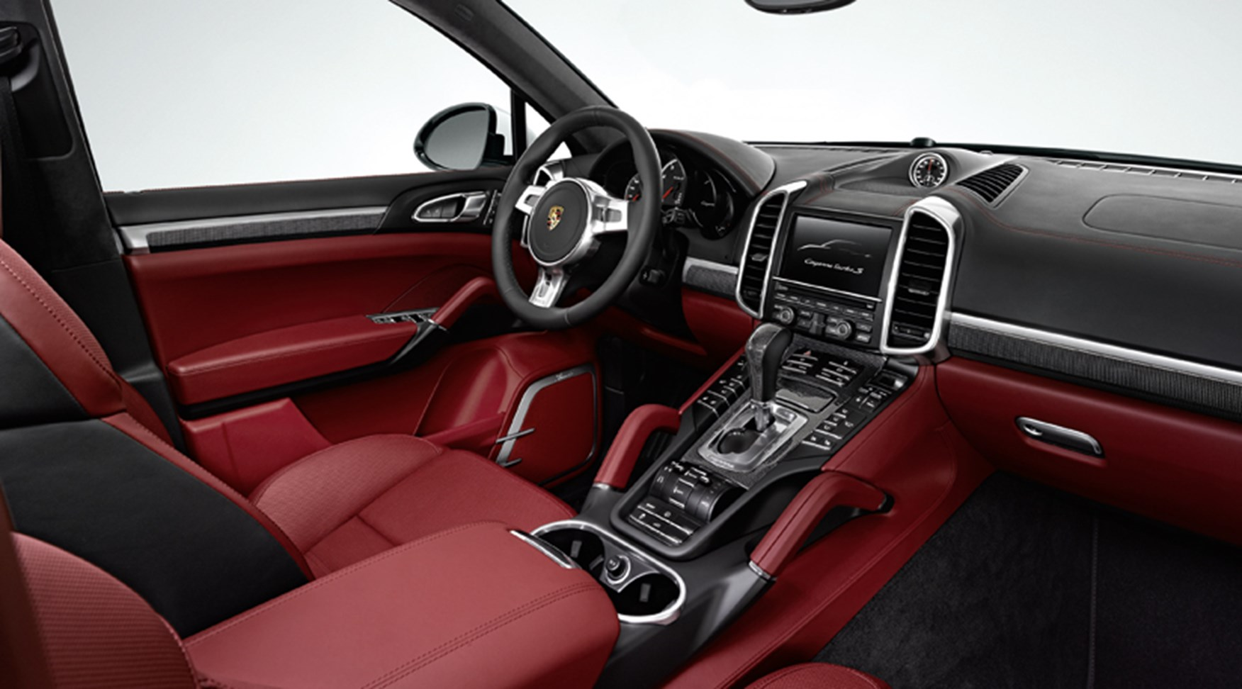 Porsche Cayenne Turbo S 2012 First Official Pictures By Car Magazine