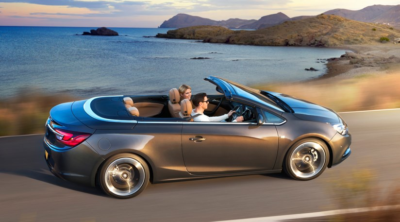 vauxhall cascada 2013 first official pictures by car magazine. Black Bedroom Furniture Sets. Home Design Ideas