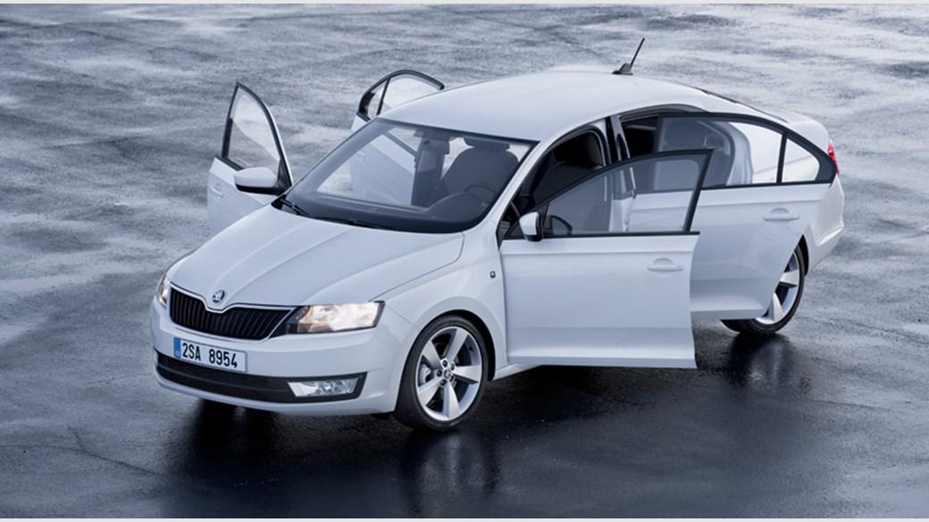 Skoda Rapid 2012 Review Car Magazine