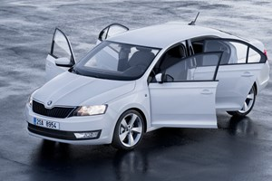 Skoda Rapid (2012) CAR review