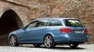 Mercedes E-class: the facelift coming to Detroit 2013