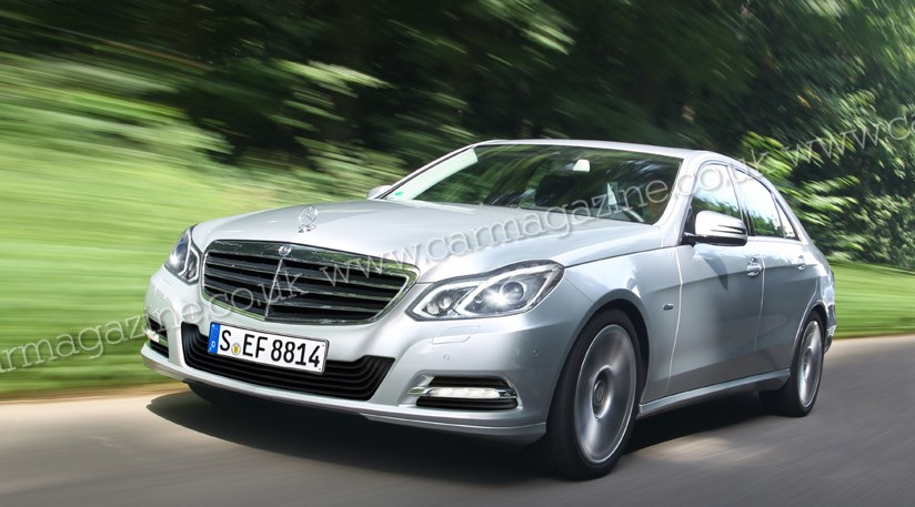 mercedes e class the facelift coming to detroit 2013. Black Bedroom Furniture Sets. Home Design Ideas