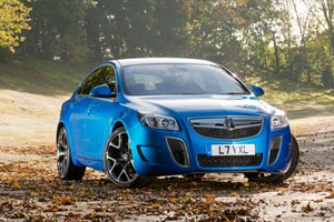 The Vauxhall Insignia VXR Supersport has no electronic speed limiter, and hits 170mph flat out
