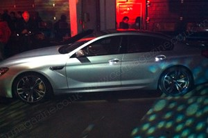 Spot the rear doors? This is a BMW M6 Gran Coupe