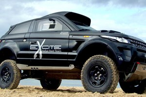 The Desert Warrior 3: not your average Range Rover Evoque