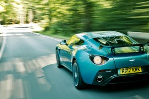 Aston Martin V12 Zagato (2012) CAR review