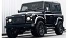 Land Rover Defender Harris Tweed (2012) prototype