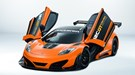 McLaren confirms limited run of 12C GT Can-Am racers