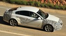 Vauxhall prepares Insignia facelift (2013) spy shots