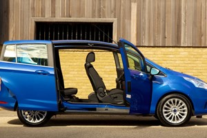 Ford B-Max 1.0 Ecoboost (2012) CAR review