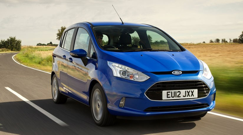 ford b max 1 0 ecoboost 2012 review by car magazine. Black Bedroom Furniture Sets. Home Design Ideas