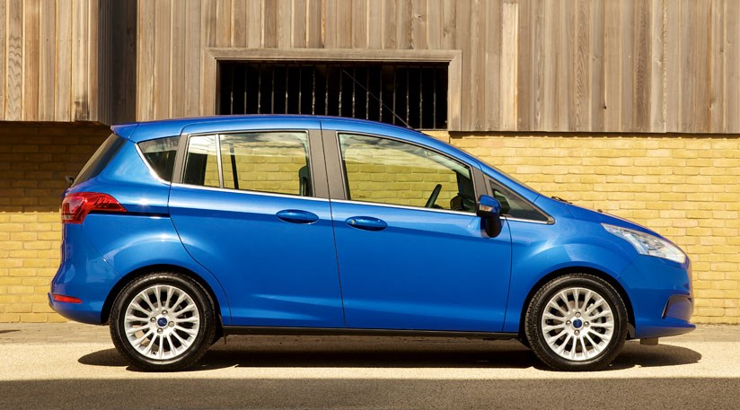 ford b max 1 0 ecoboost 2012 review car magazine. Black Bedroom Furniture Sets. Home Design Ideas