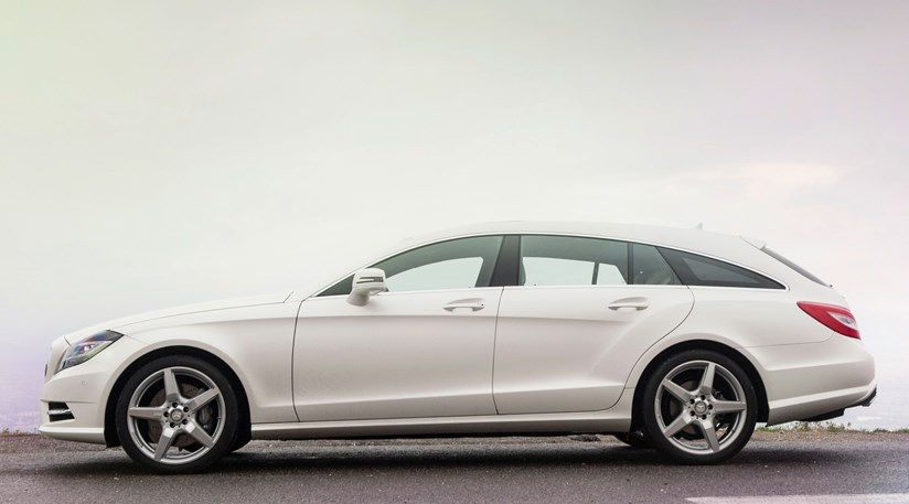 Mercedes CLS Shooting Brake 2012 review by CAR Magazine