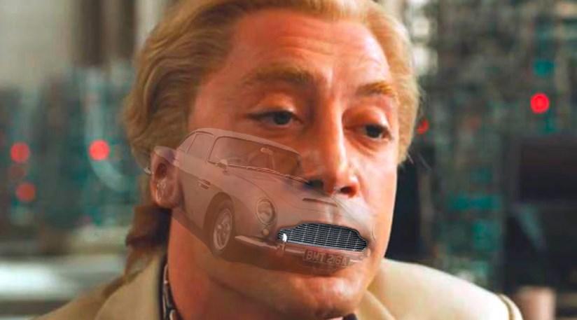 Used Aston Martin For Sale >> Why Skyfall villain Javier Bardem looks like Bond's Aston ...