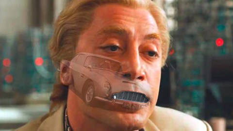 Why Skyfall villain Javier Bardem looks like Bond's Aston
