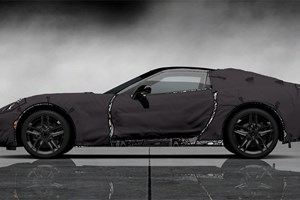 Corvette C7 makes its debut in Gran Turismo 5
