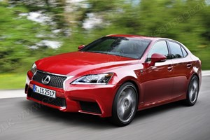 CAR's artist impression of teh new Lexus IS shows how the car could take inspiration from the GS