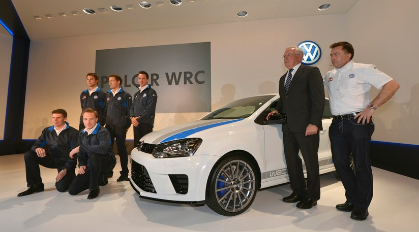 Volkswagen Polo R Wrc 2013 Hot Hatch Pictures And Specs Car Magazine