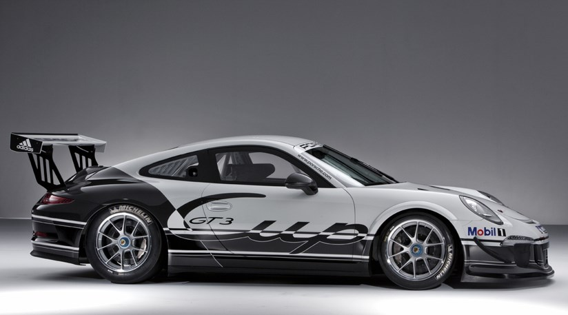 Porsche 991 Gt3 Cup 2013 The New Racer Revealed Car