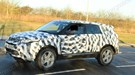 Range Rover Evoque long wheelbase (2013) spied