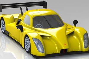 Radical RXC supercar (2013) first picture