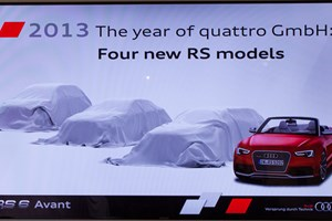 2013 is a busy year for Quattro GmbH