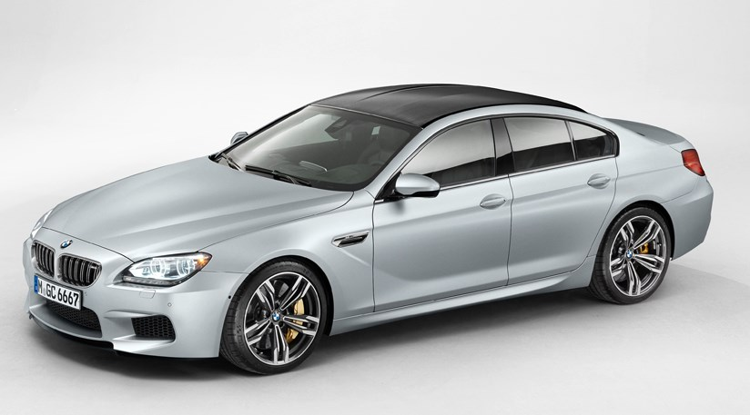 BMW M6 Gran Coupe (2013) First Official Pictures ...