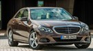 Mercedes E-class facelift (2013): first official pictures
