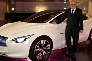 Infiniti to build new compact hatch at Sunderland from 2015