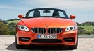 BMW Z4 (2013) new engine and facelift
