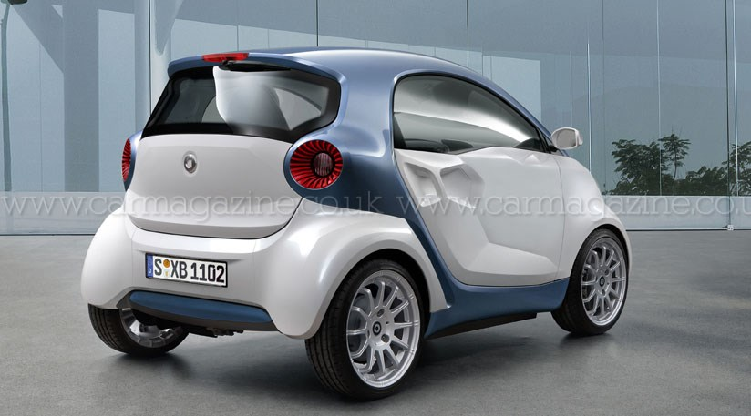 smart fortwo 2014 daimler goes it alone by car magazine. Black Bedroom Furniture Sets. Home Design Ideas