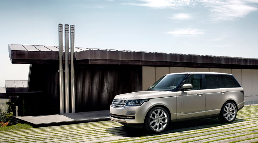 Range Rover Sdv8 Autobiography 2013 Review Car Magazine