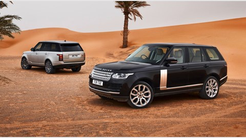 Range Rover Sdv8 Autobiography 2013 Review By Car Magazine