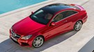 Mercedes E-class Coupe & Cabriolet facelift (2013) first pictures