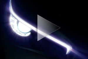 Infiniti Q50 (2013) teaser video of new sports saloon