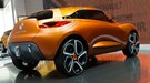 Renault Captur concept at Geneva 2011