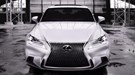 Lexus IS (2013) first official pictures
