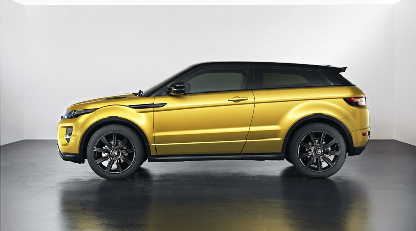 ddf8c7757e The limited edition Sicilian yellow will hope to further boost the Evoque s  already impressive sales figures. +5. More info on Land Rover Evoque