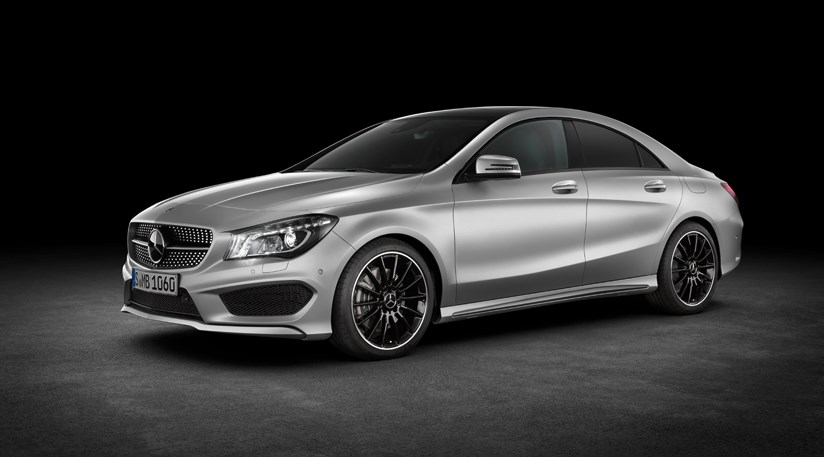 More Info On Mercedes Benz CLA