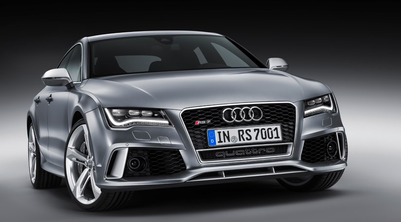 Audi Rs7 Sportback 2013 First Official Pictures Car Magazine
