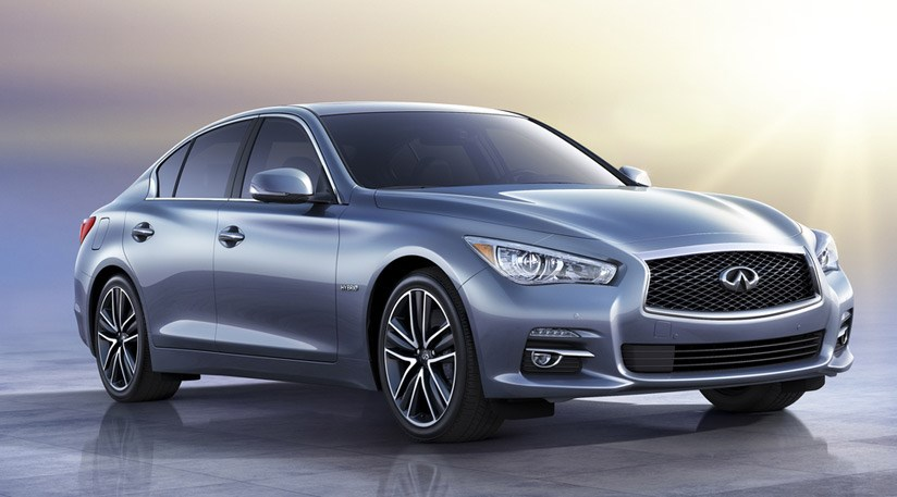 Infiniti Q50 2017 First Look At S 3 Series Fighter