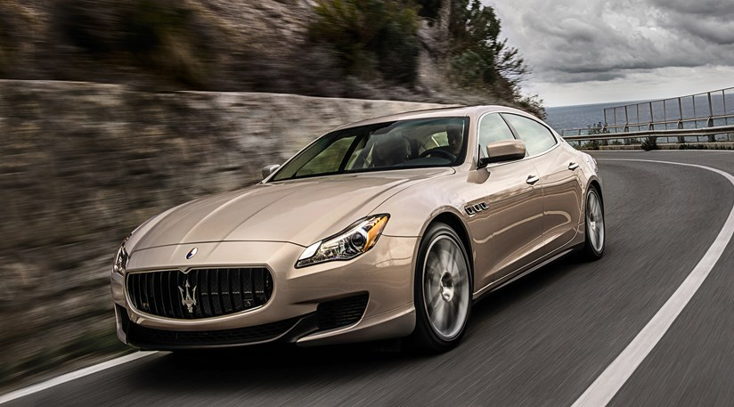 maserati quattroporte 3 8 v8 2013 review car magazine. Black Bedroom Furniture Sets. Home Design Ideas