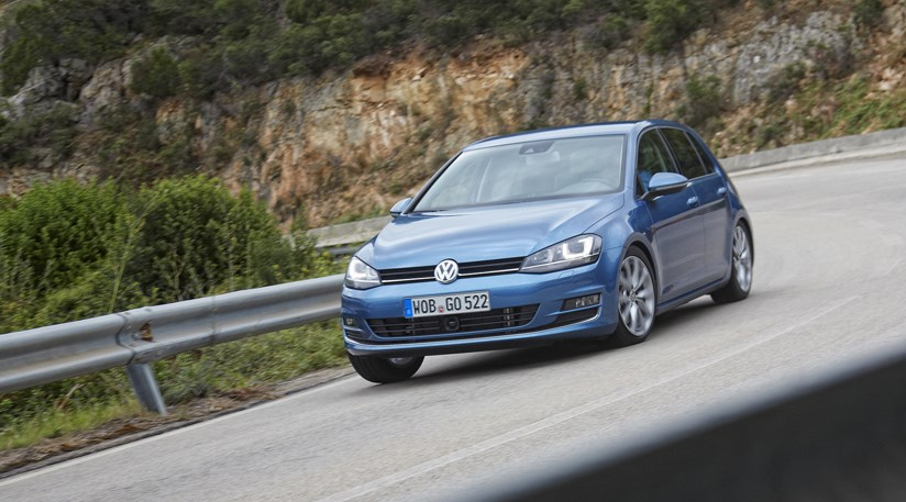 Vw Golf Mk7 Bluemotion 2013 Review Car Magazine