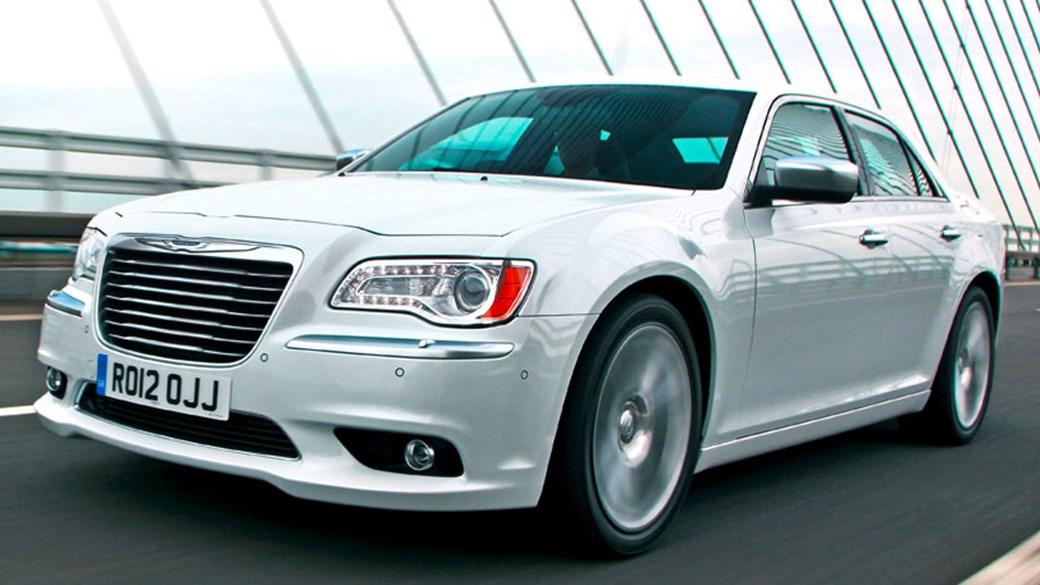 Chrysler 300 reviews 2013