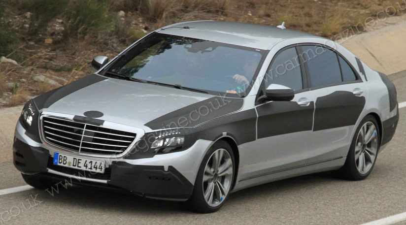 mercedes s class 2013 six things you need to know car magazine. Black Bedroom Furniture Sets. Home Design Ideas