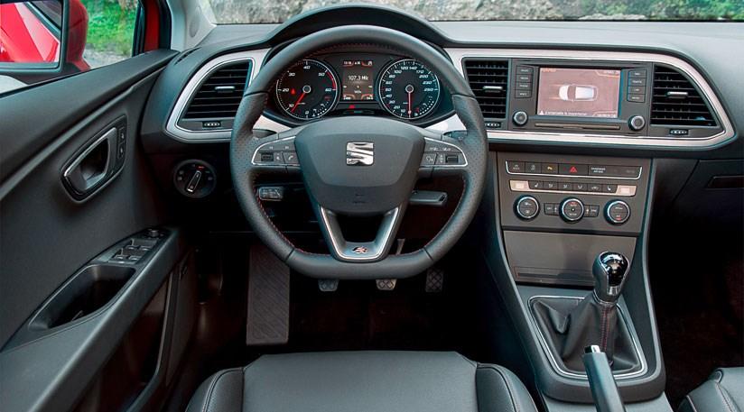 Seat Leon 1 4 Tsi 2013 Review Car Magazine