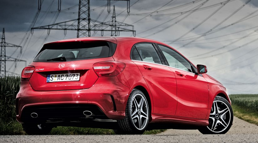 mercedes a250 sport 2013 review car magazine. Black Bedroom Furniture Sets. Home Design Ideas