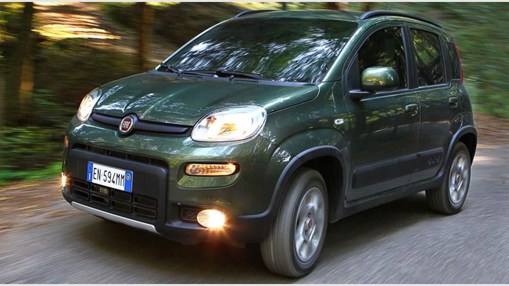 Fiat Panda 4x4 Twinair 2013 Review Car Magazine